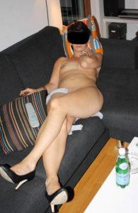 donna matura a Como