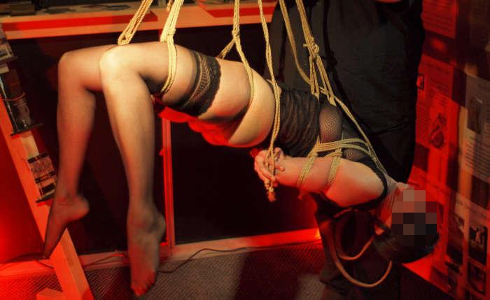 escort matura pavia bondage